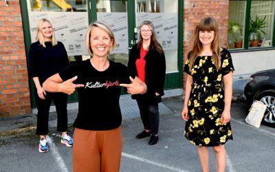 Kulturhjerte skal samarbeide med Norsk Litteraturfestival.