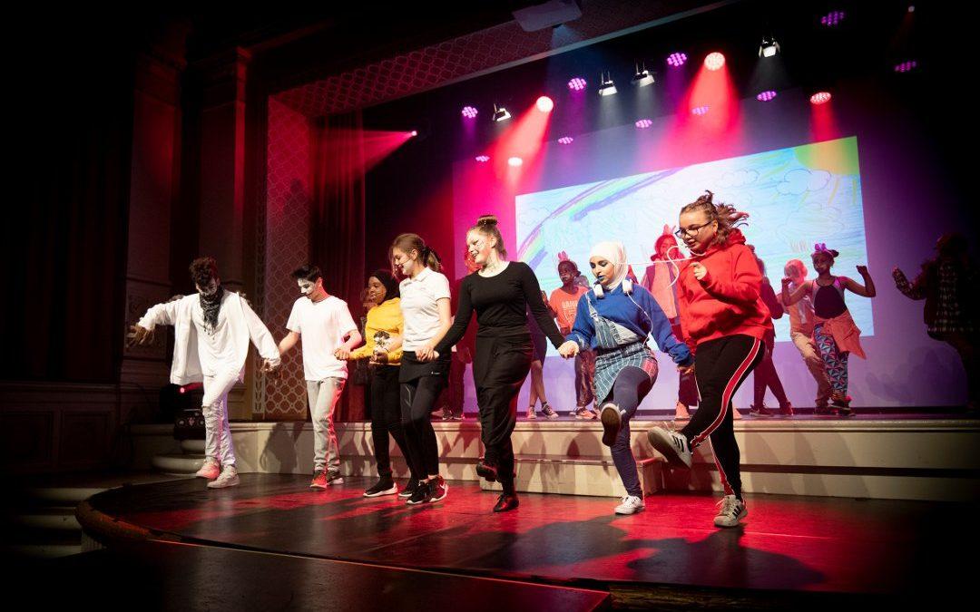 """Kulturhjerte med musikalsatsing. Nå blir det audition på """"Grease""""."""